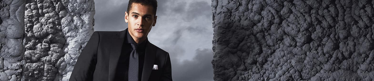 Black Tie Suits