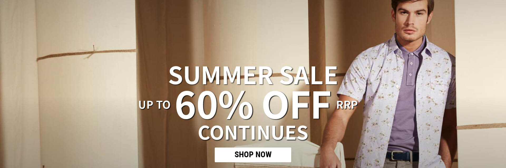 Summer Sale - Up To 60% Off